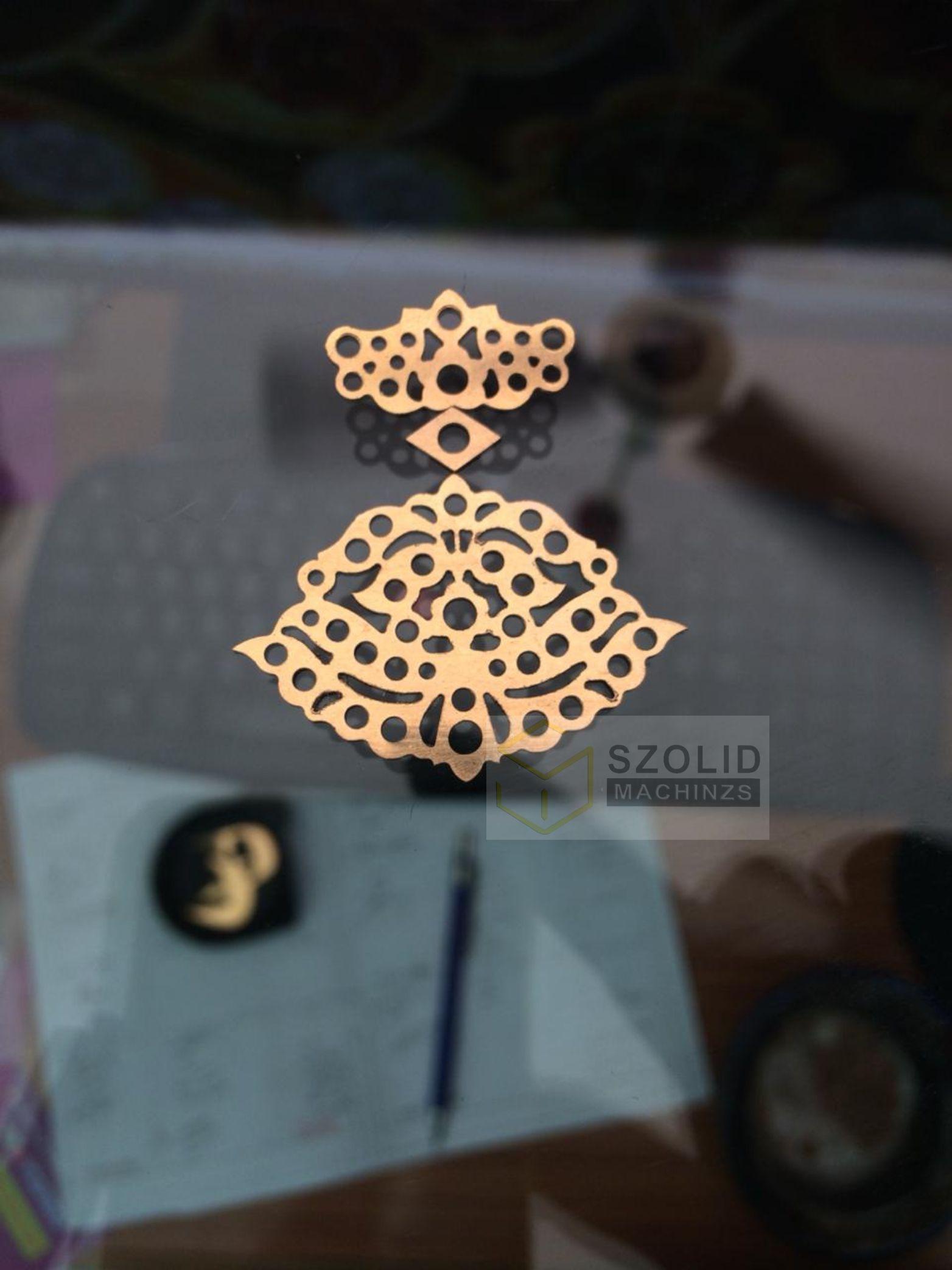 Jewelry Works india Szolid machinzs